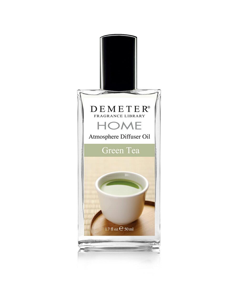 【氣味圖書館】Demeter 綠茶擴香竹精油組合50ml(附擴香竹)