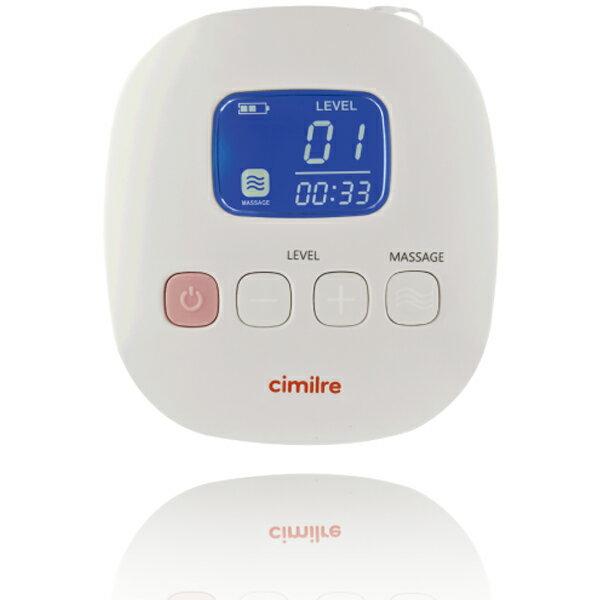 【馨乃樂Cimilre】F1攜帶型雙邊自動集乳器(升級版)吸乳器 電動吸乳器-米菲寶貝