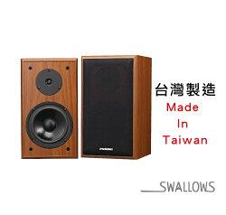 燕聲 ENSING ESP-680 可以唱歌的書架小喇叭 卡拉OK 台灣製造