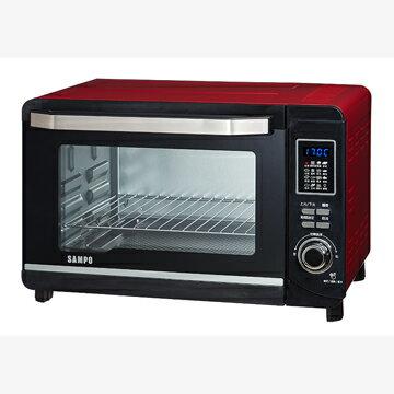 『SAMPO』☆聲寶 30L 微電腦雙溫控烤箱 KZ-PC30F**免運費**