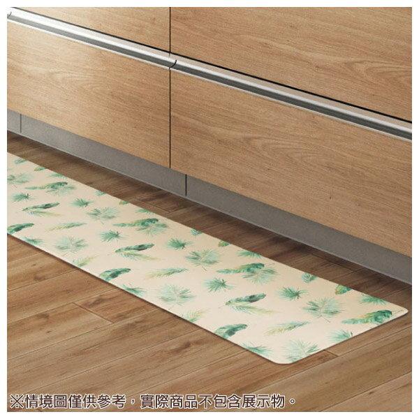 PVC廚房地墊 LEAF BE 45×120 NITORI宜得利家居 0