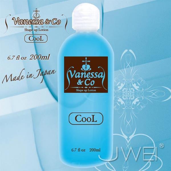 情趣用品日本原裝進口TH‧Vanessa&Co雯妮莎潤滑液-cool冰感(200ml)