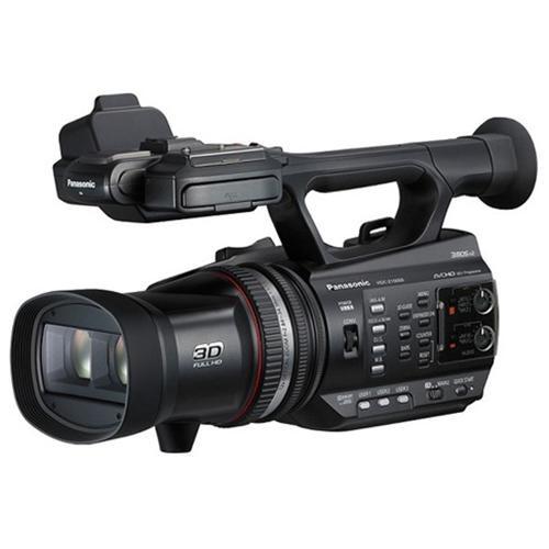 Panasonic HDC-Z10000 Twin-Lens 2D/3D Camcorder 0