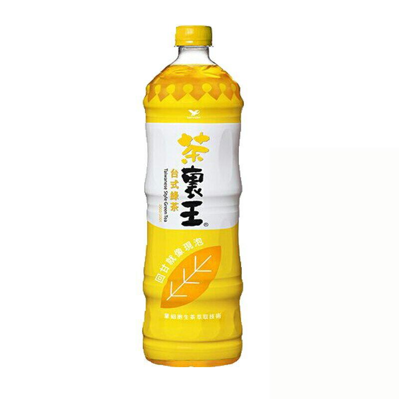統一 茶裏王 台式綠茶 1250ml (12入)/箱【康鄰超市】