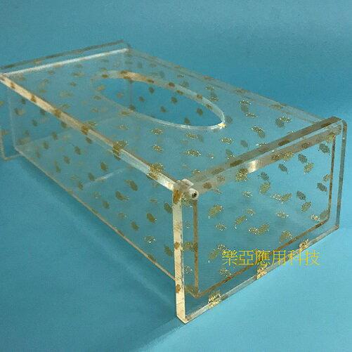 <br/><br/>  【樂亞壓克力】金帛 / 高級面紙盒 / 家用品 / (可客製)  尺寸 24.5*13*7.6cm<br/><br/>