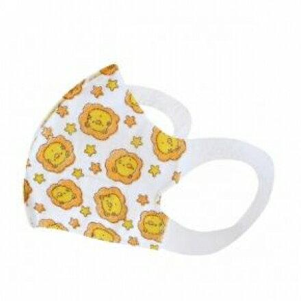 小獅王辛巴 simba 兒童3D立體造型口罩5入