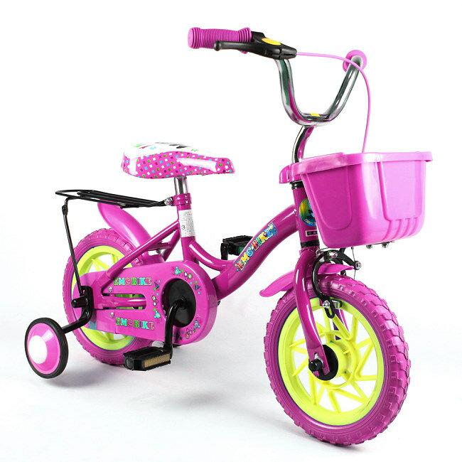 【EMC】12吋追風兒童腳踏車(三色可挑選)