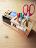 Chainloop x TAB 原木框框收納筆筒 辦公桌文具療癒小物 0