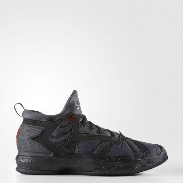 《限時特價↘7折免運》Adidas Damian Lillard 2 Bounce 籃球鞋 男鞋 低筒 黑 灰 紅 【運動世界】 B42355