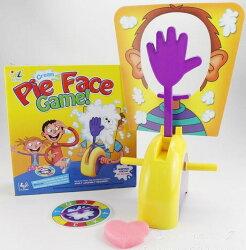 【現貨商品】Running Man遊戲 砸派機 Pie Face 砸奶油機 過年 整人玩具 跨年 尾牙【B0504】