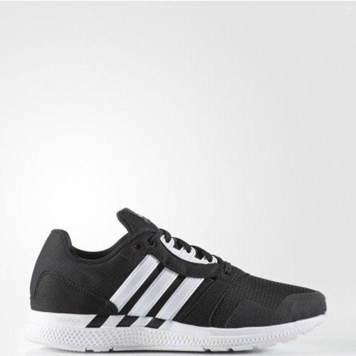 ADIDAS EQUIPMENT 16 W BOUNCE 女鞋 慢跑鞋 黑白 【運動世界】 B54296