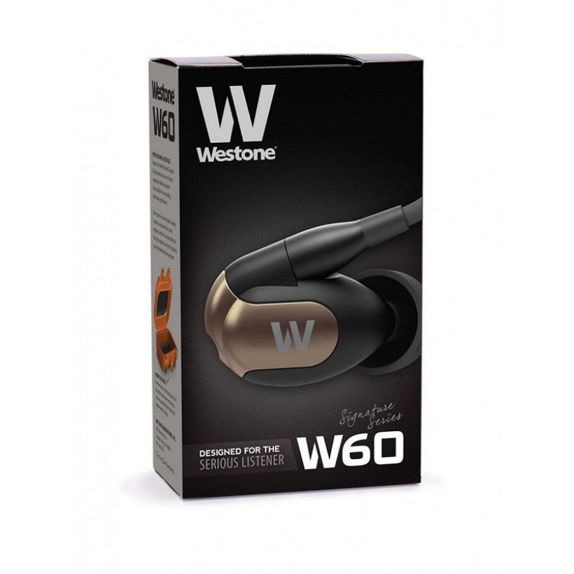 <br/><br/>  Westone W60 六單體 MMCX換線設計 雙絞線  店面提供試聽 思維公司貨<br/><br/>