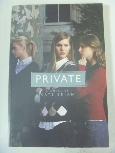 【書寶二手書T4/原文小說_IRT】Private_Kate Brian