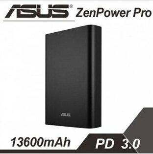 [滿3000得10%點數]ASUS華碩行動電源13600ProPD3.0-黑