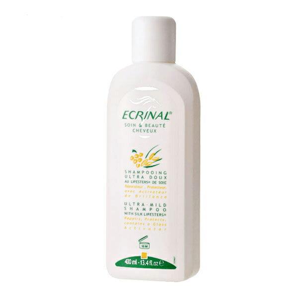 法國 Ecrinal 伊琳娜 葡萄籽洗髮精 400ml【A001992】《Belle倍莉小舖》