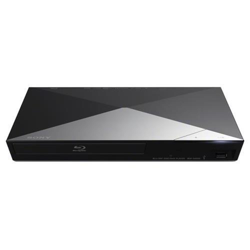 Sony BDP-S5200 1 Disc(s) 3D Blu-ray Disc Player - 1080p - Black - Dolby Digital, DTS, DTS-HD Master Audio, Dolby TrueHD, DTS HD - BD-RE, DVD+RW, DVD-RW, CD-RW - NTSC, PAL - BD Video, DVD Video, MPEG-2, Video CD, BDMV, XviD, AVI, MOV, VC-1, M2TS, MTS, . e