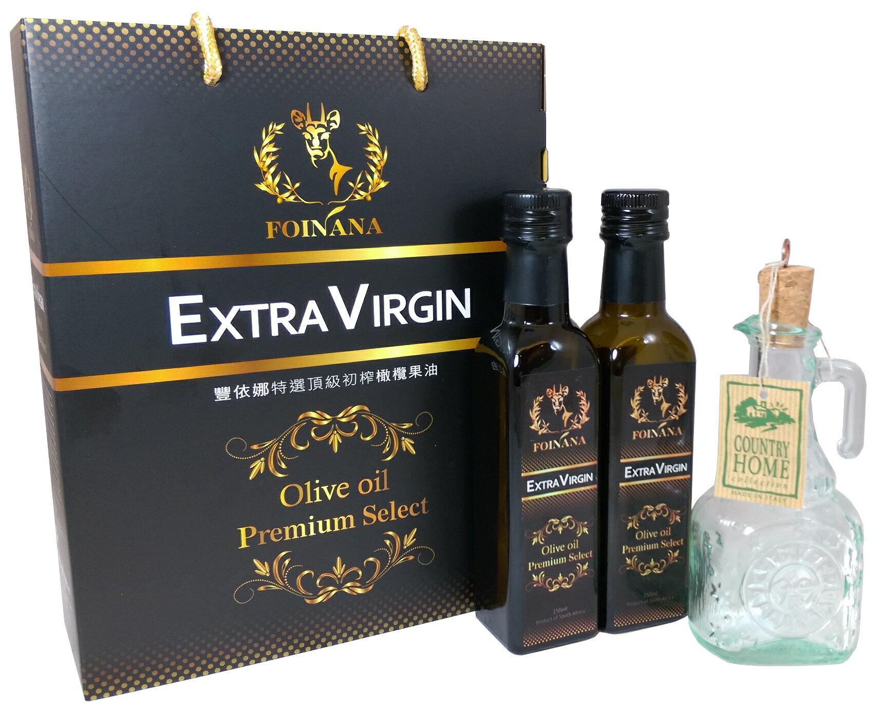 豐依娜特選初榨橄欖果油 ( 進口鄉村油瓶裝 ) x 18組