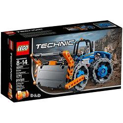 樂高積木 LEGO《 LT42071 》2018年 科技 Technic 系列 - 推土壓實機