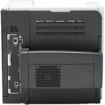 HP LaserJet 600 M602N Laser Printer - Monochrome - 1200 x 1200 dpi Print - Plain Paper Print - Desktop - 52 ppm Mono Print - 600 sheets Standard Input Capacity - 225000 Duty Cycle - LCD - Ethernet - USB 2