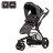 【好禮五選二】德國【ABC Design】3TEC 嬰兒推車(繽紛款) 1