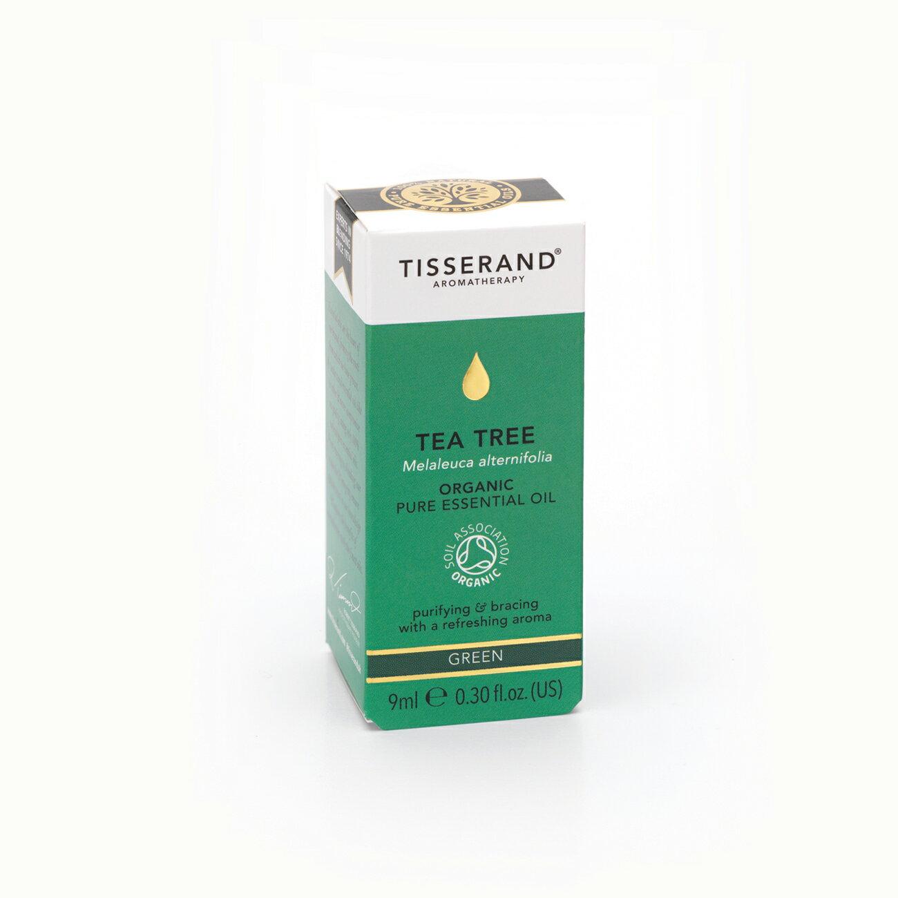 有機茶樹精油 TEA TREE ORGANIC 20 ml