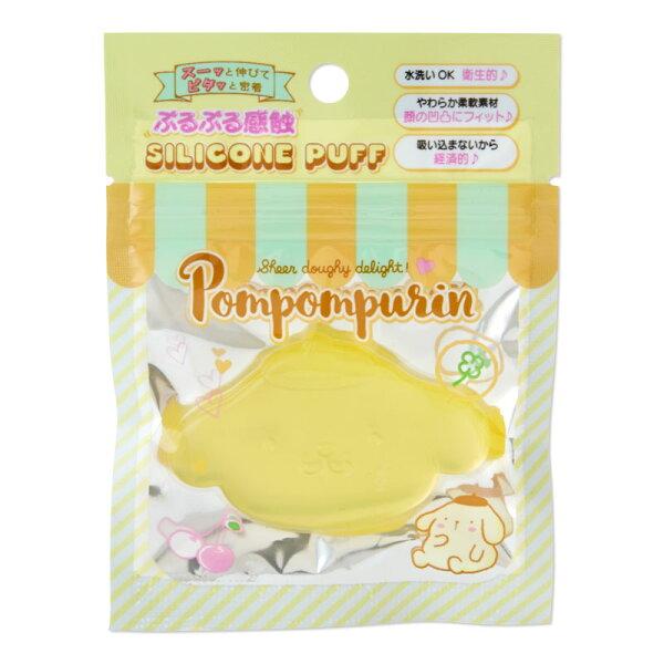 【真愛日本】18040300032造型矽膠粉撲-PN加ACG三麗鷗布丁狗矽膠粉撲美妝用品