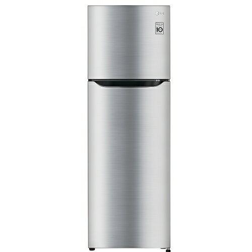 《特促可議價》LG樂金 186L SMART 變頻上下門冰箱-精緻銀【GN-L235SV】