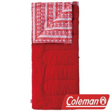 Coleman Cozy C5 睡袋 信封型睡袋 化纖睡袋 可雙拼連接 (舒適溫度:5℃) CM-