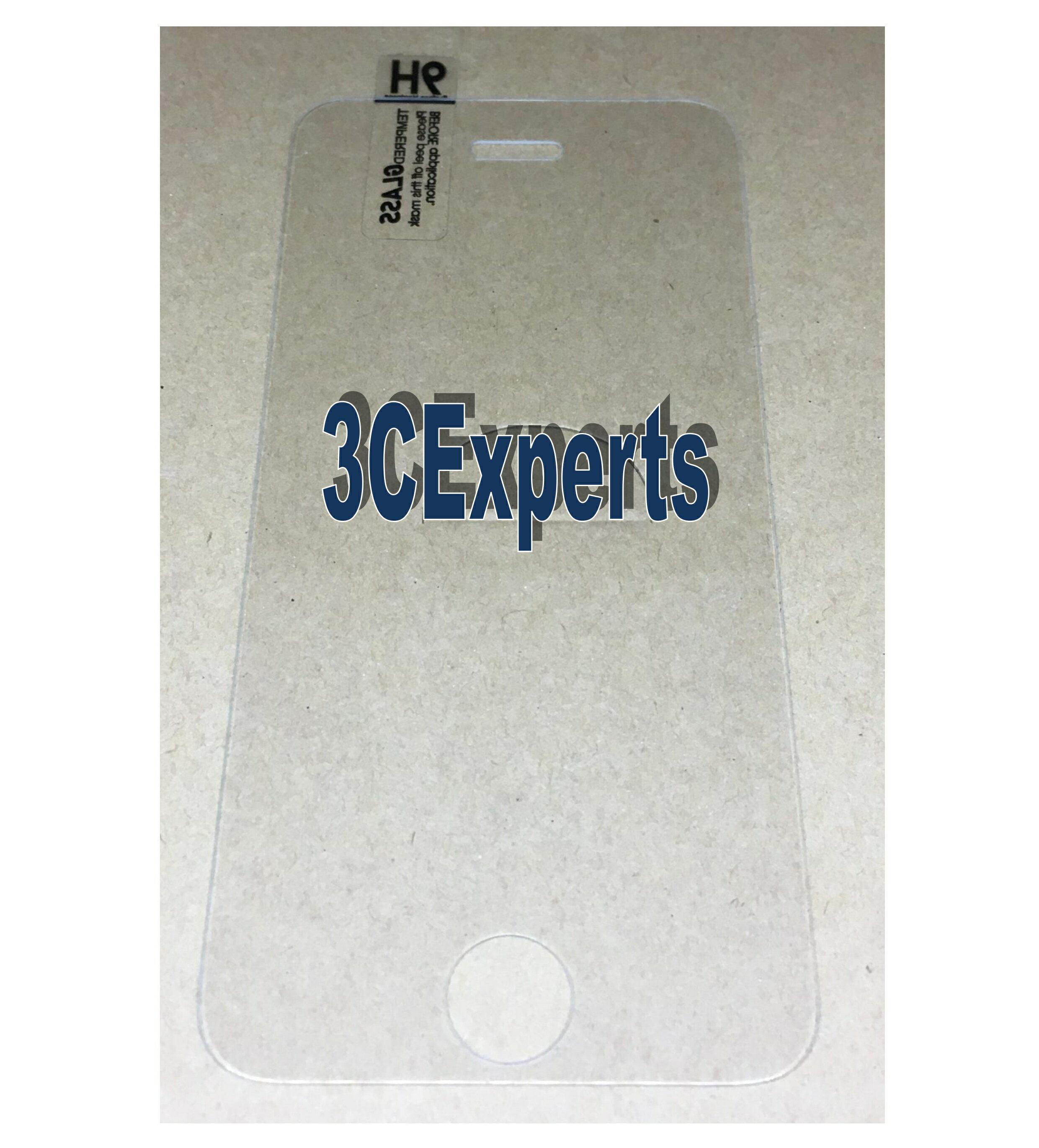 半版 玻璃保護貼 (iphone5/5s)