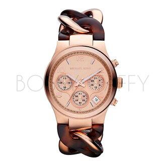 MK4269 MICHAEL KORS 玫瑰金不銹鋼錶帶 腕錶