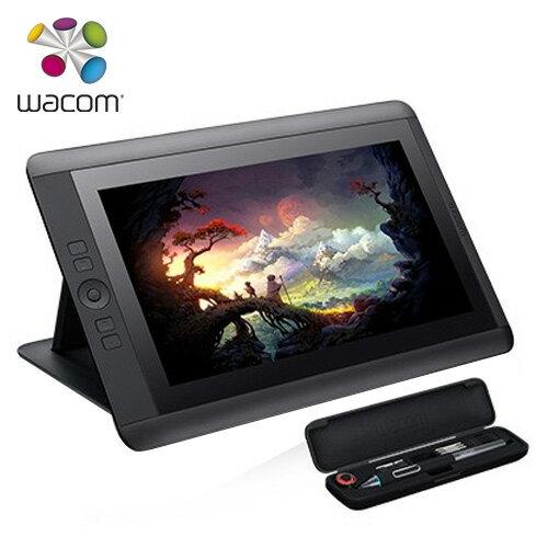 Wacom Cintiq 13HD 繪圖顯示器(無觸控) DTK-1301【三井3C】