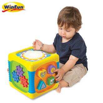 香港 WinFun 5合1音樂智慧盒