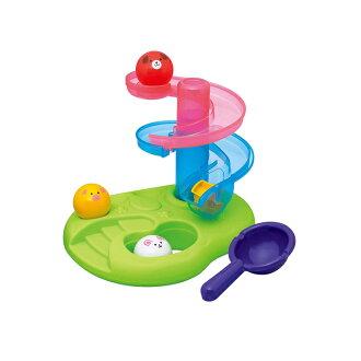 Toyroyal樂雅 - 戲水動物滑球塔