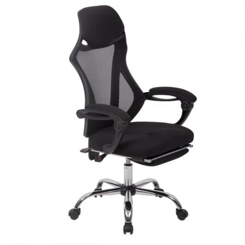 Mesh High Back Office Chair Recliner 0