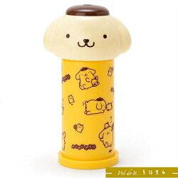 布丁狗造型彈跳式棉花棒罐(含10支棉花罐)