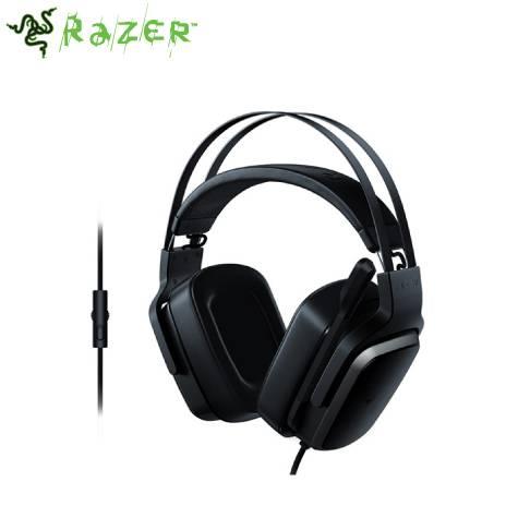 雷蛇Razer Tiamat 2.2 V2 迪亞海魔V2 電競耳罩式耳機麥克風 【7.1聲道虛擬環繞音效/線控音量控制/摺疊單向麥克風 (RZ04-02080100-R3M1)】★可刷卡分3期零利率★