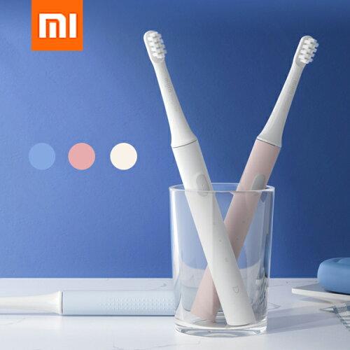 小米 聲波電動牙刷+刷頭組