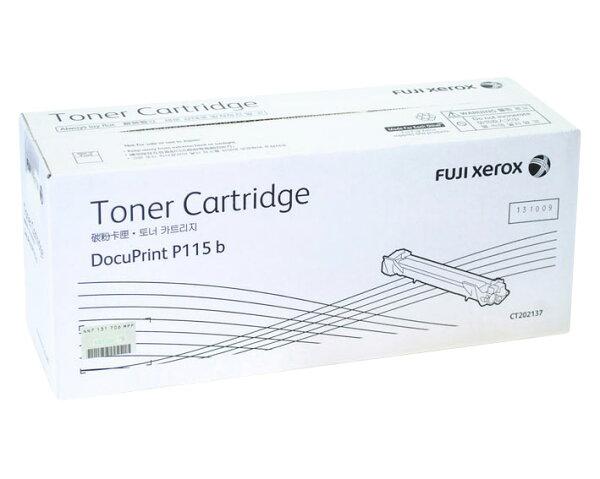 【原廠】富士全錄FujiXeroxCT202137原廠黑色碳粉匣(適用DPM115b,DPM115fs,DPM115w,DPM115z,DPP115b,DPP115w)