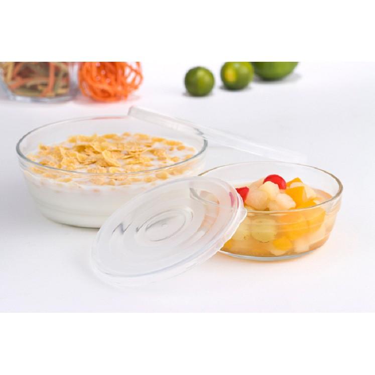 【店長推薦】Glasslock 強化玻璃保鮮盒 - 冰箱收納 9 件組/韓國製造/可微波/耐瞬間溫差120度/減塑餐盒/上班族學生帶飯 3