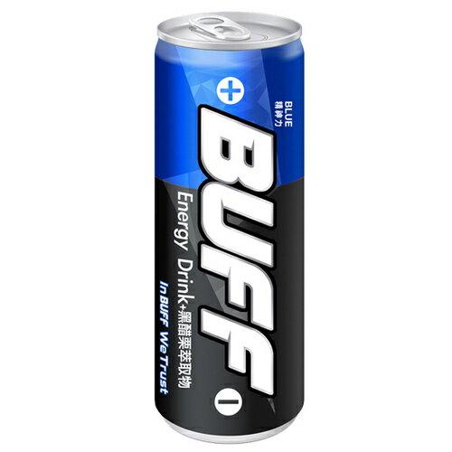 泰山 BUFF 精神力能量飲料(藍) 250ml