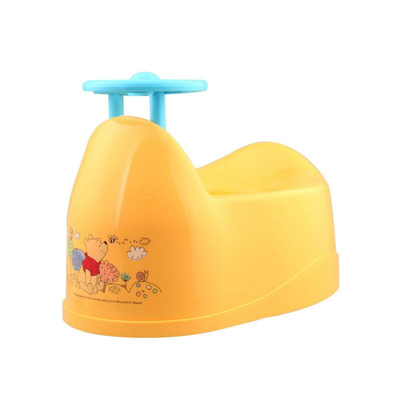【ViVibaby】Pooh幼兒便器 (維尼黃) 二色