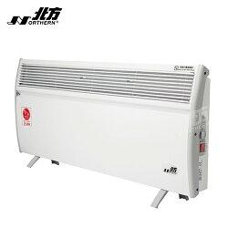 【Northern 北方】第二代對流式電暖器 房間浴室兩用(CN2300)【三井3C】