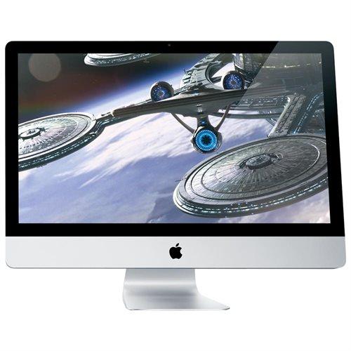 """Apple MC413LL/A iMac 21.5"""" All in One Desktop, Intel Core 2 Duo 3.06GHz, 4GB DDR3, 1TB HDD, 802.11n, Bluetooth, Mac OS X 10.6 Snow Leopard 0"""