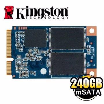 【新風尚潮流】金士頓 240G SSDNow mS200 mSATA 固態硬碟 SMS200S3/240G