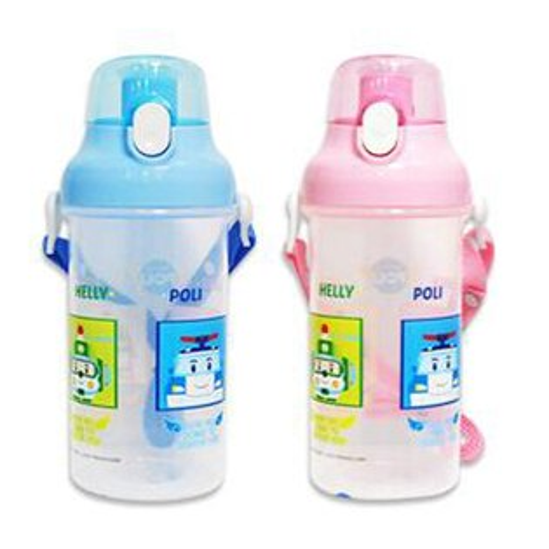德芳保健藥妝:POLI波力直飲式水壺500ml【德芳保健藥妝】款式隨機出貨