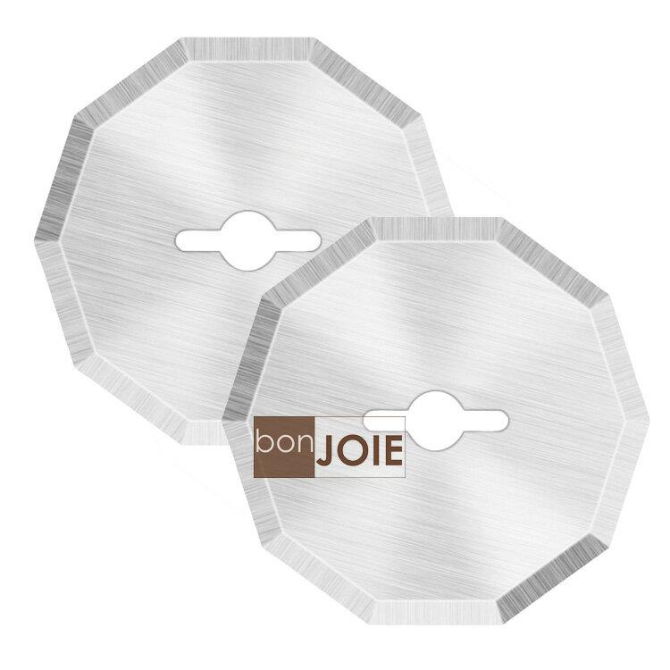 ::bonJOIE:: 美國進口 充電式 電動裁紙機 替換刀片 (一組二入)(全新封裝) 裁紙箱 裁紙盒 裁紙板 裁塑膠 裁紙器 裁紙刀 自動