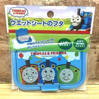 【真愛日本】17041500006 濕紙巾蓋-湯瑪士 THOMAS & FRIENDS 湯瑪士 小火車 濕紙巾蓋 嬰兒用品