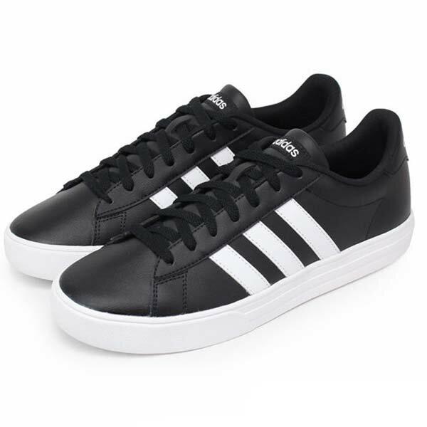 【ADIDAS】DAILY 2.0 休閒鞋 黑色 NEO 男鞋 DB0161【SS感恩加碼 | 單筆滿1000元結帳輸入序號『SSthanks100』現折100元】