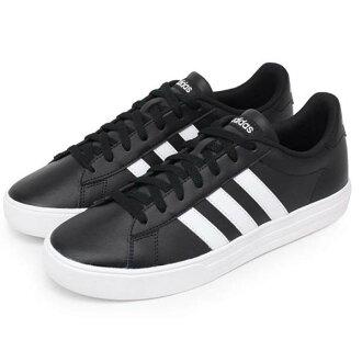 【ADIDAS】DAILY 2.0 休閒鞋 黑色 NEO 男鞋 DB0161