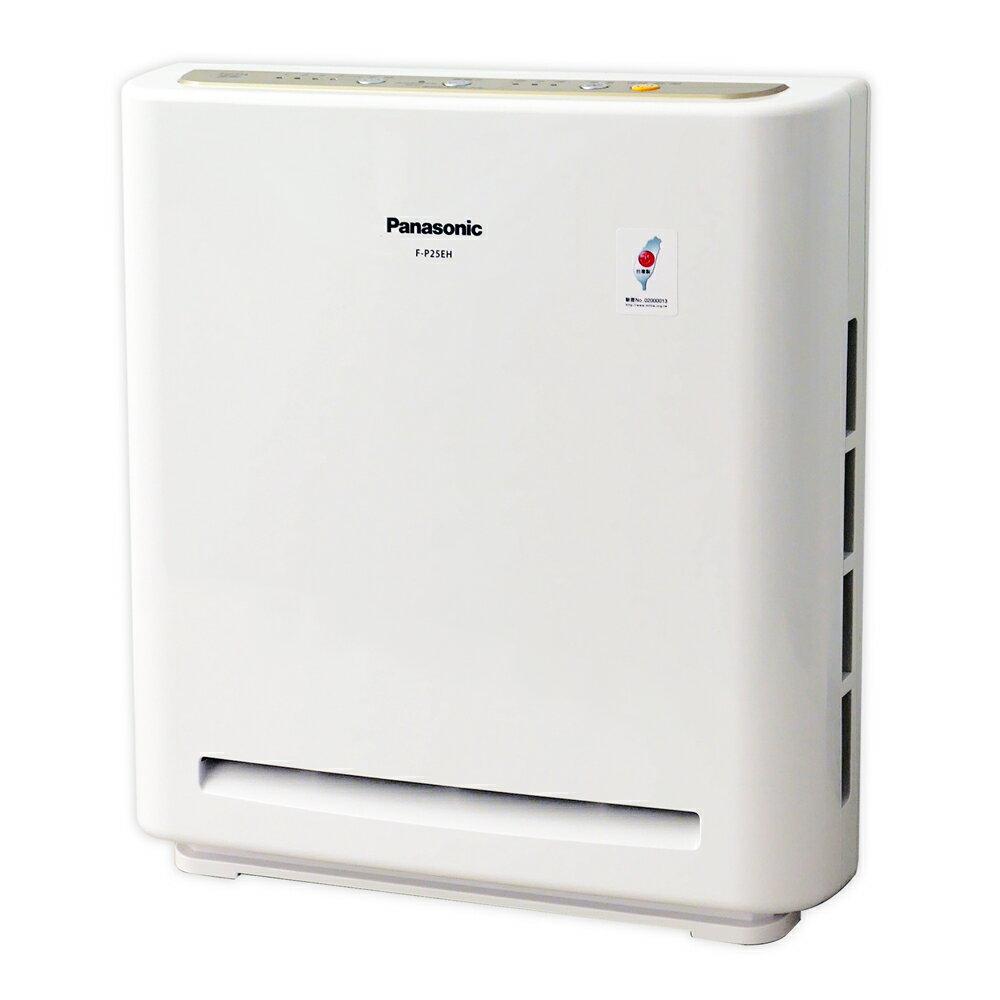 Panasonic 國際牌 5坪負離子空氣清淨機 F-P25EH